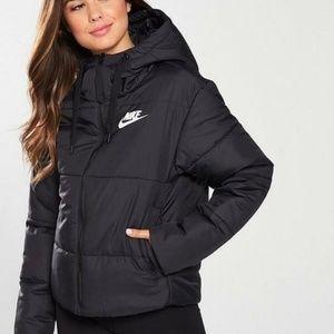 New Nike Women's Sportswear Puffer Coat